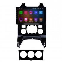 2009-2012 Peugeot 3008 9-дюймовый Android 11.0 1024 * 600 с сенсорным экраном Автомобильная стереосистема Радио GPS-навигация Система Bluetooth Музыка 4G WIFI 1080P Видео Управление рулевого колеса