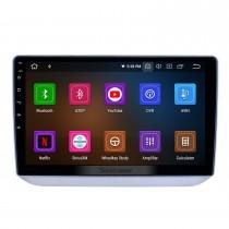 Android 11.0 Для 2008 2009 2010-2014 Skoda Fabia Radio 10,1-дюймовый GPS-навигатор Bluetooth HD с сенсорным экраном Поддержка Carplay DVR