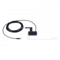 Автомобильная универсальная окантовка для стекла DAB Цифровая радио антенна SMB Женский разъем с прямым углом