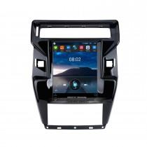 Android 10.0 9,7-дюймовый радиоприемник Citroen C-Quatre 2012-2016 с GPS-навигацией HD с сенсорным экраном Поддержка Bluetooth Carplay DVR OBD2