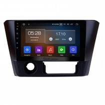 9-дюймовый сенсорный экран Android 9.0 HD Stereo in Dash для 2014 2015 2016 Mitsubishi Lancer GPS Navi Bluetooth-радио WIFI USB-телефон Музыка SWC DAB + Carplay 1080P Видео