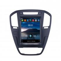 2013 Buick Regal HD с сенсорным экраном 9,7-дюймовый Android 10.0 Автомобильная стереосистема GPS-навигатор Радио Bluetooth Музыка Поддержка Wi-Fi OBD2 Камера заднего вида SWC DVD 4G