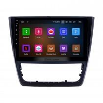10,1-дюймовый Android 11.0 Radio для Skoda Yeti 2014-2018 с сенсорным экраном Bluetooth GPS-навигация Carplay Поддержка USB TPMS DAB + DVR