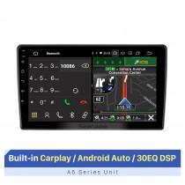 9-дюймовый Android 10.0 для MITSUBISHI ZINGER 2005-2015 Радио GPS-навигационная система с сенсорным экраном HD Bluetooth Поддержка Carplay OBD2
