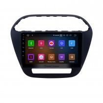 HD сенсорный экран 2019 Tata Tiago / Nexon Android 11.0 9-дюймовый GPS-навигация Радио Bluetooth AUX Поддержка Carplay Задняя камера DAB + OBD2