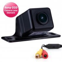 Sony CCD Универсальная HD автомобиля камера заднего вида парковки монитор тире стерео радио Водонепроницаемый