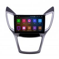 10,1-дюймовый Android 11.0 Radio для 2013-2016 Changan CS75 Bluetooth с сенсорным экраном GPS-навигация WI-FI Carplay Поддержка USB TPMS DAB + цифровое ТВ