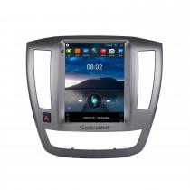 Android 10.0 9,7 дюйма Для 2006-2008 Buick Lacross Radio с GPS-навигацией HD Сенсорный экран Поддержка Bluetooth Carplay DVR OBD2