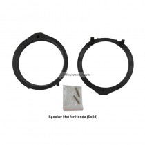 17mm Solid Modification Stereo Ring Speaker Mat for Honda