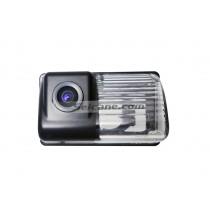 2006-2013 Toyota COROLLA Автомобильный заднего вида камеры с синий линейка Ночное видение бесплатная доставка