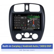 9-дюймовый сенсорный экран HD для Mazda 323/09 / FAW Haima Preema / Ford Laser Manual A / C LHD Stereo Car Stereo с поддержкой Bluetooth OBD2 2002-2008
