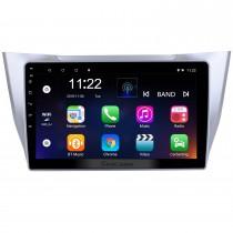 OEM Android 10.0 10,1 дюйма для 2003-2010 Lexus RX300 RX330 RX350 Bluetooth Музыкальное радио DVD-плеер HD Сенсорный экран Автомобильная стереосистема GPS-навигационная система Управление рулевым колесом 1080P