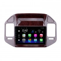 9-дюймовый Android 10.0 для 2004-2011 Mitsubishi V73 Pajero Radio GPS-навигационная система с сенсорным экраном HD Поддержка Bluetooth Carplay OBD2