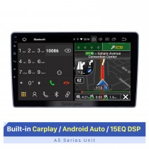 10,1-дюймовый сенсорный экран HD для 2007-2012 Lifan 520 Autostereo Car Radio Car Rradio DVD-плеер Поддержка дисплея с разделенным экраном