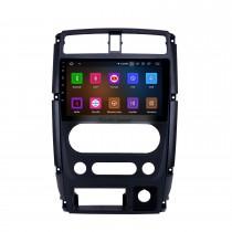 HD сенсорный экран 2007-2012 Suzuki Jimny Android 11.0 9-дюймовый GPS-навигация Радио Bluetooth WIFI USB Поддержка Carplay TPMS DVR OBD2