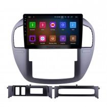 10,1 дюйма 2008-2014 Fxauto LZLingzhi Android 11.0 GPS-навигация Радио Bluetooth Сенсорный экран AUX Carplay с поддержкой OBD2 DAB + 1080P Видео