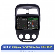 10,1-дюймовый сенсорный экран HD для Авторадио Buick Excelle 2008 в Dash Radio Стереосистема Carplay с поддержкой управления рулевым колесом