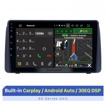 9-дюймовый сенсорный HD-экран для Chrysler Grand Voyager 2011 Auto Stereo Car Stereo System с поддержкой Bluetooth с разделенным экраном