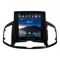 9,7-дюймовый Android 10 для 2012-2017 Chevrolet Captiva High Version Radio GPS-навигационная система с сенсорным экраном HD Поддержка Bluetooth Carplay TPMS