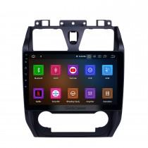 10,1 дюйма 2012-2013 Geely Emgrand EC7 Android 11.0 GPS-навигация Радио Bluetooth HD Сенсорный экран Поддержка Carplay Mirror Link