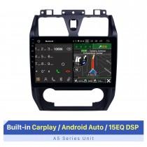 10,1-дюймовый сенсорный экран HD для автомобильной стереосистемы Geely Emgrand EC7 2012-2013 с поддержкой Bluetooth с разделенным экраном