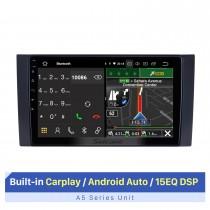 10,1-дюймовый сенсорный экран HD для автомобильной стереосистемы Foton Tunland Radio 2012-2017 с поддержкой Bluetooth 1080P видеоплеер