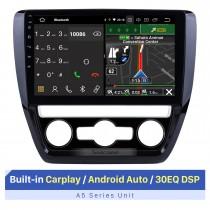 10,1-дюймовый сенсорный экран HD для Volkswagen New Sagitar Radio 2012, автомобильный радиоприемник, автомобильный радиоприемник, поддержка Bluetooth, беспроводной Carplay