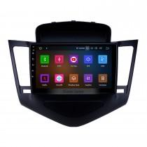 2013-2015 Chevy Chevrolet CRUZE Android 11.0 9-дюймовый GPS-навигатор Bluetooth-радио с USB FM Музыка Поддержка Carplay Управление рулем 4G Резервная камера