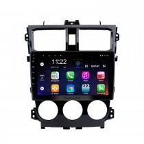 9-дюймовый Android 10.0 для 2013 Mitsubishi COLT Plus Radio GPS-навигационная система с сенсорным экраном HD Поддержка Bluetooth Carplay OBD2