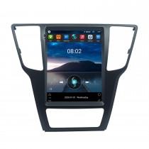 Android 10.0 для 2014-2016 BAIC Saab D50 Radio 9,7-дюймовая GPS-навигационная система с сенсорным экраном Bluetooth HD Поддержка Carplay SWC DAB + Цифровое ТВ 360 ° Камера