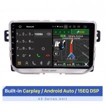 9-дюймовый сенсорный экран HD для автомобильной стереосистемы Great Wall Haval H2 Авторадио 2014-2016 с поддержкой Bluetooth Carplay с разделенным экраном