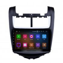9 дюймов 2014 Chevy Chevrolet Aveo HD Сенсорный экран GPS Радио Замена Навигация Bluetooth Музыка WiFi ТВ-тюнер Поддержка DVR AUX DVD-плеер 3G Управление рулевого колеса