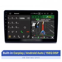 10,1-дюймовый сенсорный экран HD для Ford New Transit 2014, мультимедийный плеер, автомобильное радио, Bluetooth, Android, автомобильная GPS-навигация, поддержка Carplay