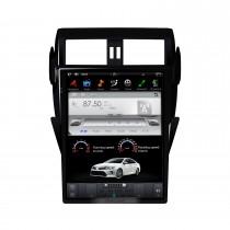 17-дюймовый мультимедийный проигрыватель Android 9.0 для автомобилей TOYOTA PRADO / LC150 / PRADO 150 2014+ с автомобильной стереосистемой GPS и поддержкой Bluetooth Carplay