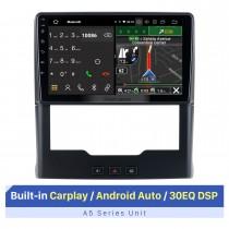 9-дюймовый сенсорный экран HD для 2015-2018 Sepah Pride AUTO A / C стерео автомобильный радиоприемник стерео плеер автомобильная стереосистема поддержка OBD2
