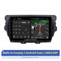 9-дюймовый сенсорный экран для автомобильной аудиосистемы GREAT WALL VOLEEX C30 2015 с беспроводной поддержкой Carplay Bluetooth с GPS-навигацией AHD камерой