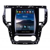 Сенсорный экран HD для 2016 2017 2018 Roewe RX5 Radio Android 10.0 9,7-дюймовый GPS-навигатор Поддержка Bluetooth Управление рулевым колесом Carplay