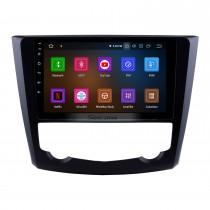 9 дюймов 2016-2017 Renault Kadjar Aftermarket Система GPS HD с сенсорным экраном Автомобильный радиоприемник Bluetooth 4G WiFi OBD2 AUX Видео DVR Зеркало Ссылка