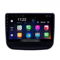 10,1-дюймовый Android 10.0 GPS-навигатор для chevy Chevrolet Equinox 2016-2018 с сенсорным экраном HD Bluetooth Поддержка USB Carplay TPMS