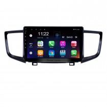 10,1-дюймовая автомобильная аудиосистема Android 10.0 для 2016 Honda Pilot с сенсорным экраном WIFI Bluetooth Поддержка GPS Navi Carplay Управление рулевым колесом