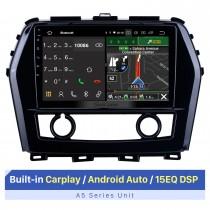 10,1-дюймовый сенсорный экран HD для автомобильной стереосистемы Nissan Teana CIMA 2016 года с поддержкой Bluetooth OBD2
