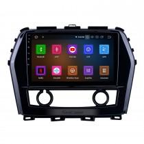 10,1 дюймов для 2016 Nissan Teana / Maxima Radio Android 11.0 GPS навигационная система с сенсорным экраном HD Bluetooth Поддержка Carplay Резервная камера