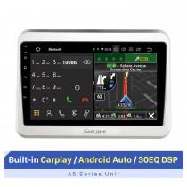 9-дюймовый Android для автомобильной аудиосистемы SUZUKI SPACIA 2017-2021 с RDS DSP Bluetooth Поддержка GPS-навигации 1080P Видеоплеер