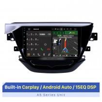 9-дюймовый сенсорный экран HD для 2018 Buick Excelle Radio автомобильное радио Bluetooth автомобильное радио DVD-плеер Поддержка 1080P видеоплеер