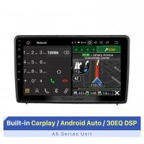 10,1-дюймовый Android-автомобильный радиоприемник, стерео плеер для FORD ECOSPORT 2018 с Carplay, Bluetooth, WIF, поддержка сенсорного экрана, GPS-навигатор