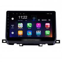 2018 KIA SportageR 10,1-дюймовый Android 10.0 HD с сенсорным экраном Bluetooth Авто Радио GPS Navi WIFI Поддержка стерео Управление рулем Модуль 3G Камера заднего вида OBD2
