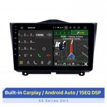 9-дюймовый сенсорный экран HD для Lada Granta 2018, GPS Navi, Bluetooth, автомобильный радиоприемник, DVD-плеер, обновление, поддержка камеры AHD