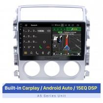 9-дюймовый сенсорный экран HD для автомобильного DVD-плеера Suzuki liana 2018 с радио с поддержкой Bluetooth на нескольких языках OSD