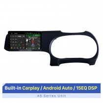 10,1-дюймовый сенсорный экран HD для 2019 Hyundai I10 RHD Авторадио Carplay Стереосистема Автомобильное радио Поддержка FM / AM / RDS Радио