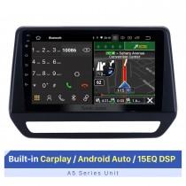 9-дюймовый сенсорный экран HD для RENAULT TRIBER Авторадио, Bluetooth, автомобильное радио, автомобильное радио, стерео плеер, поддержка камеры AHD, 2019